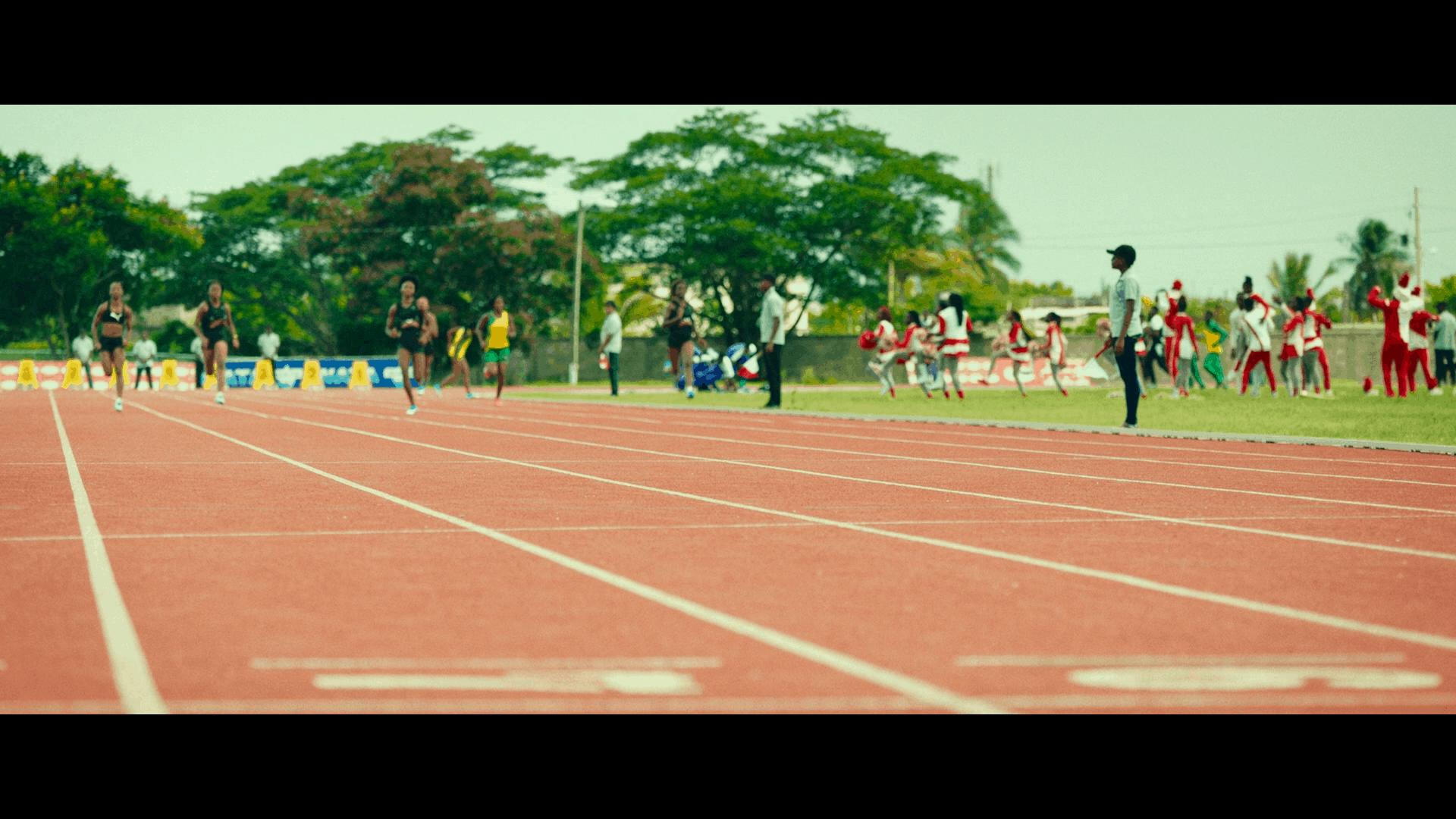 Sprinter Blu-ray MVD Digital release