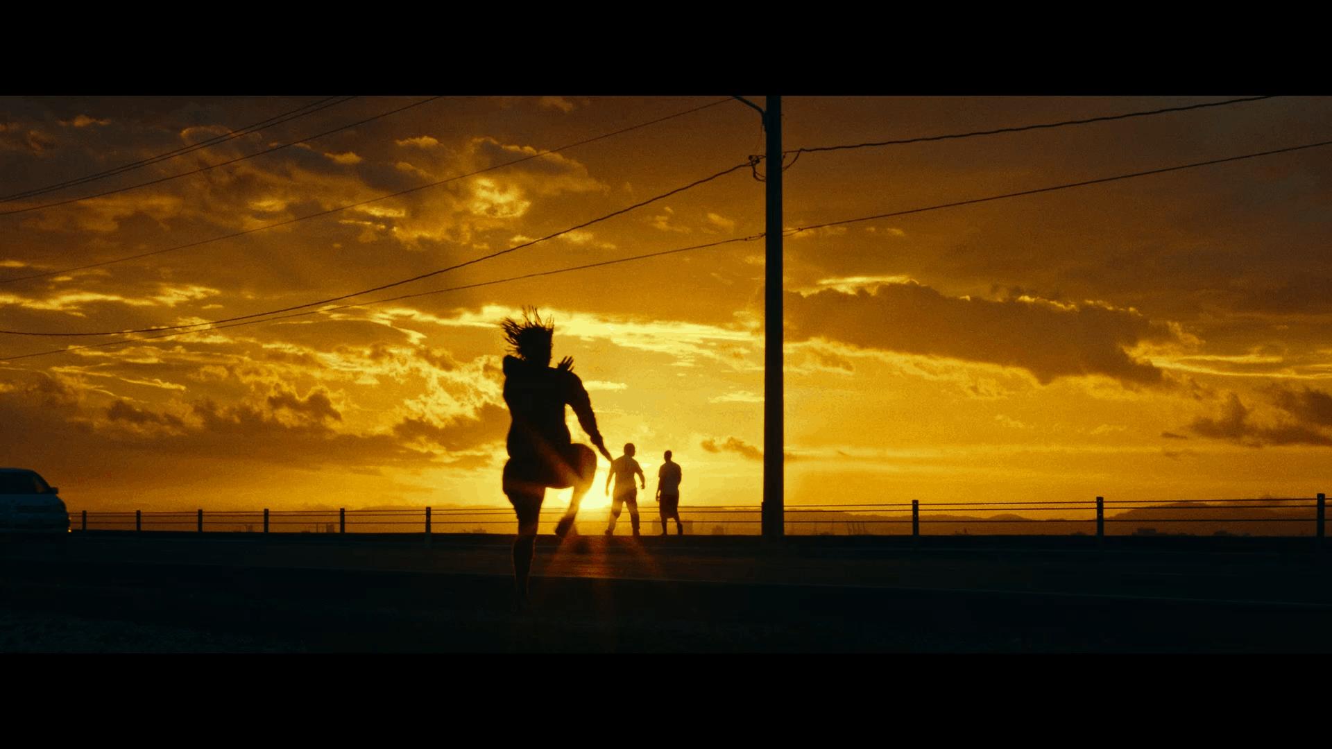 Sprinter MVD Blu-ray 2