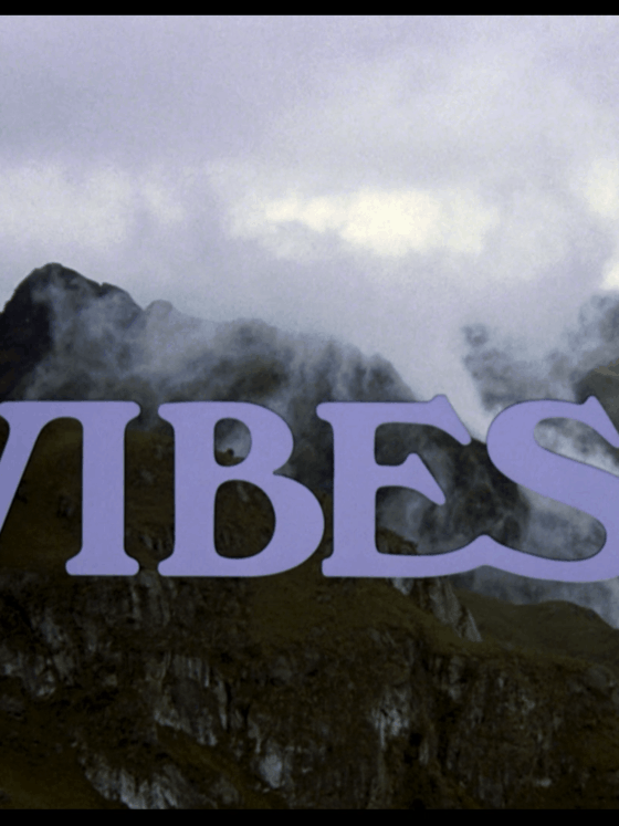 Vibes title