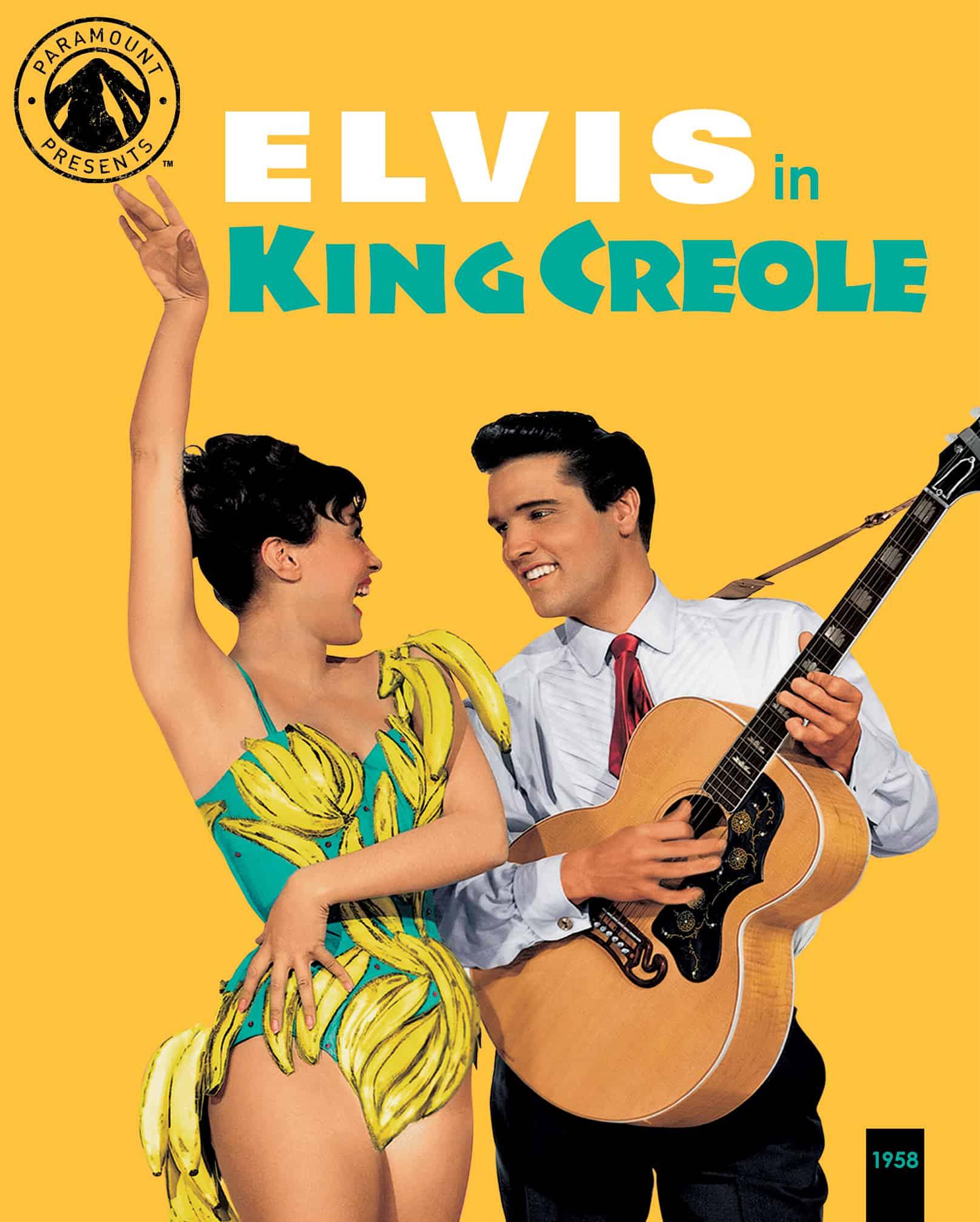 King Creole Paramount blu-ray
