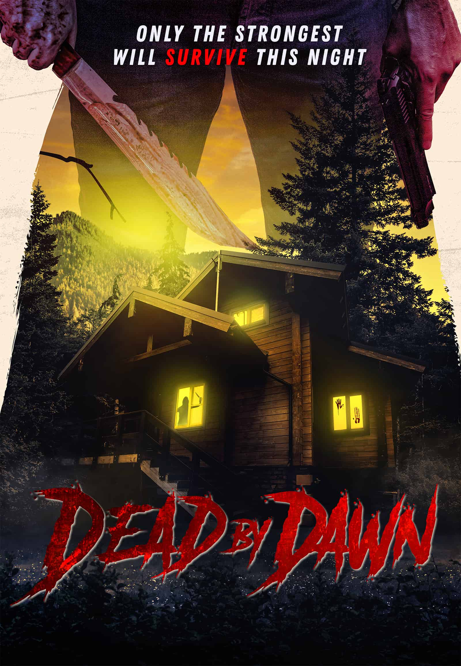 Dead by Dawn poster quarantine