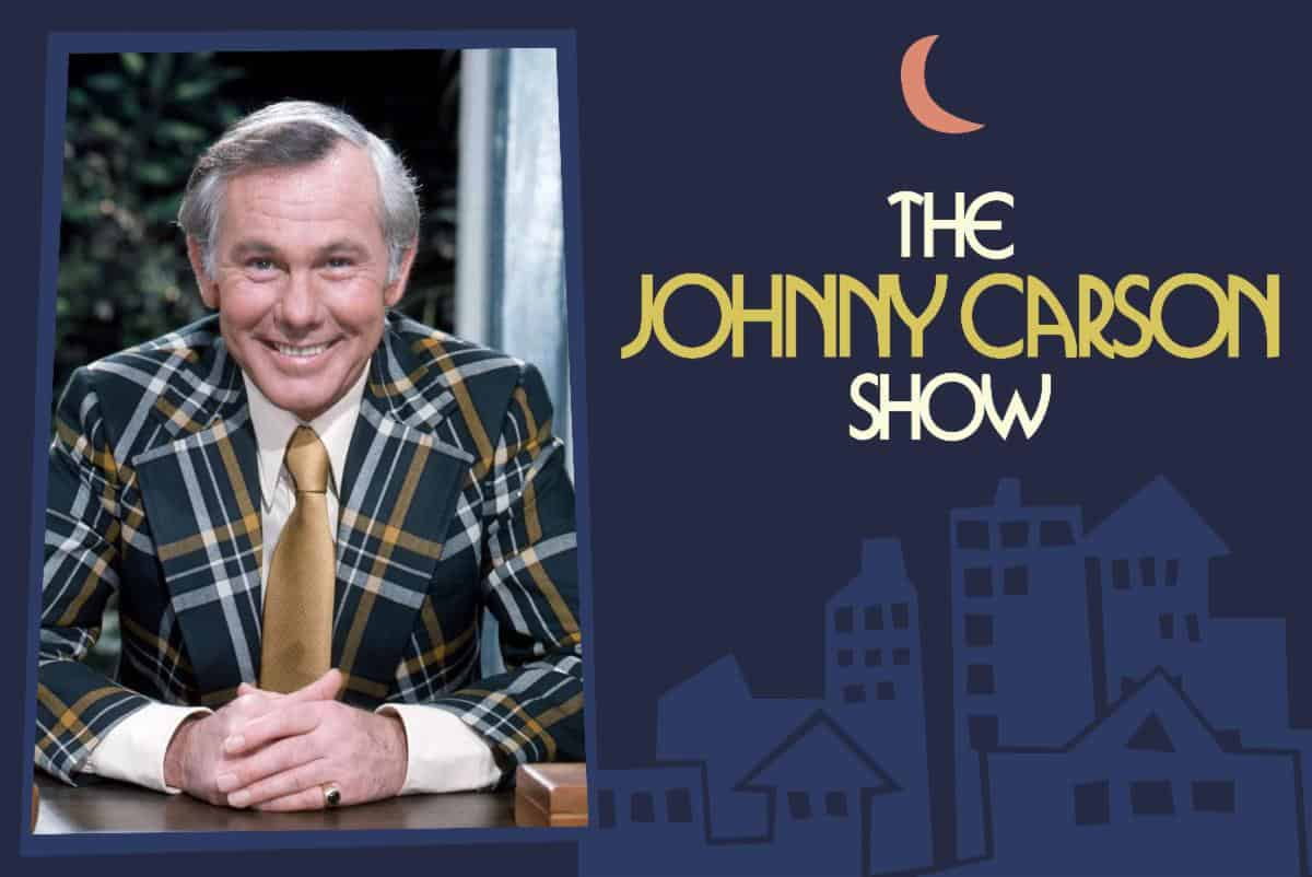 Johnny Carson Show Shout Factory TV