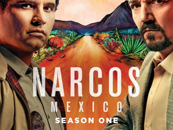 narcos mexico season 1 dvd