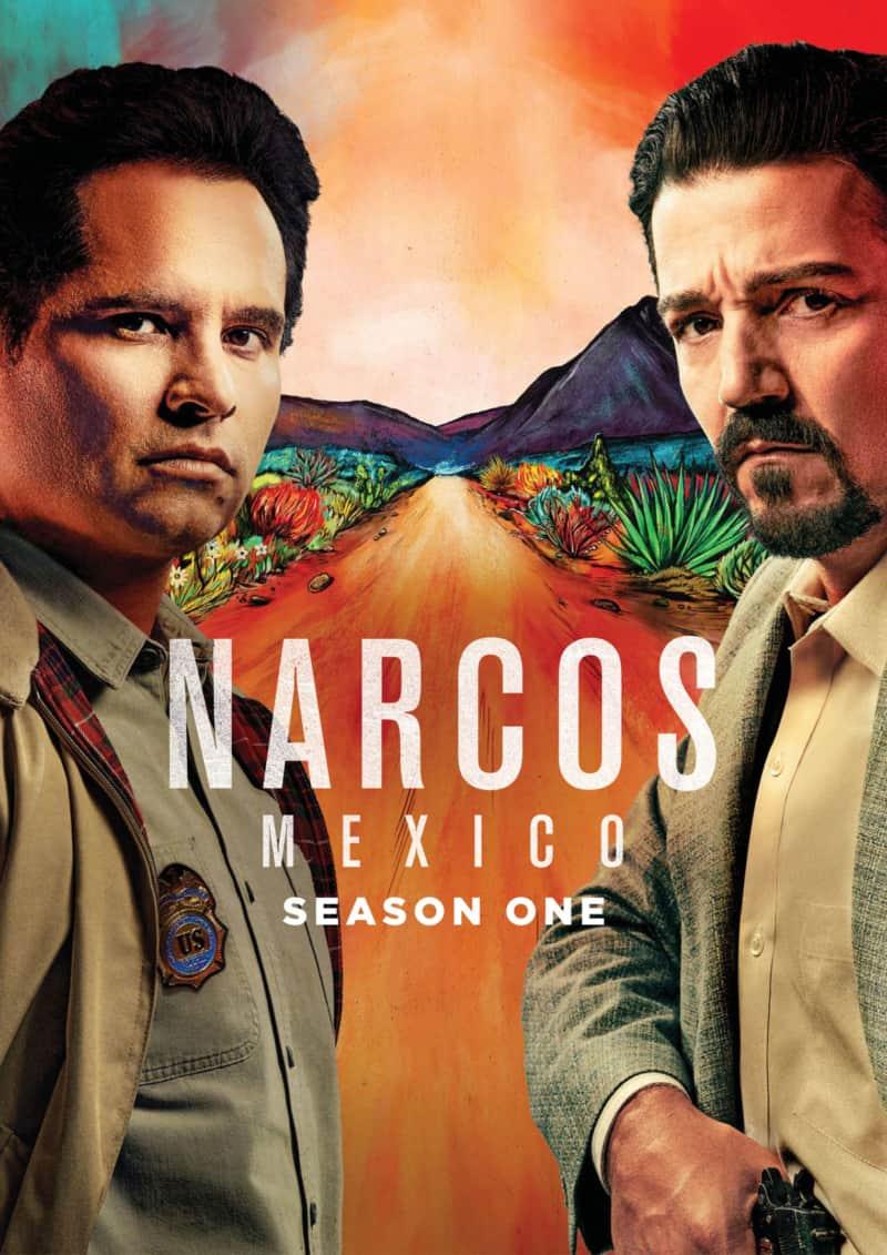 narcos mexico season 1 dvd
