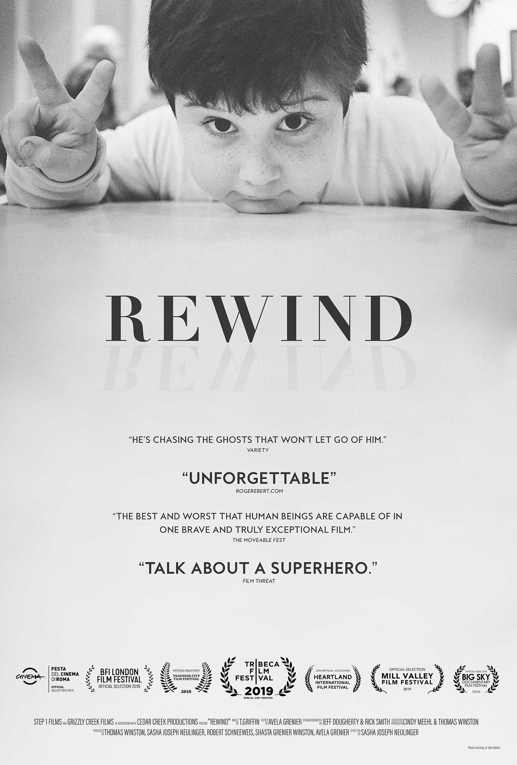Rewind Digital movie poster