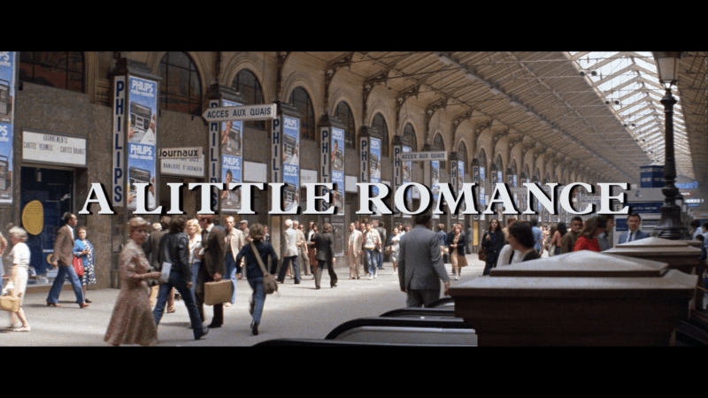 a little romance warner archive blu-ray title