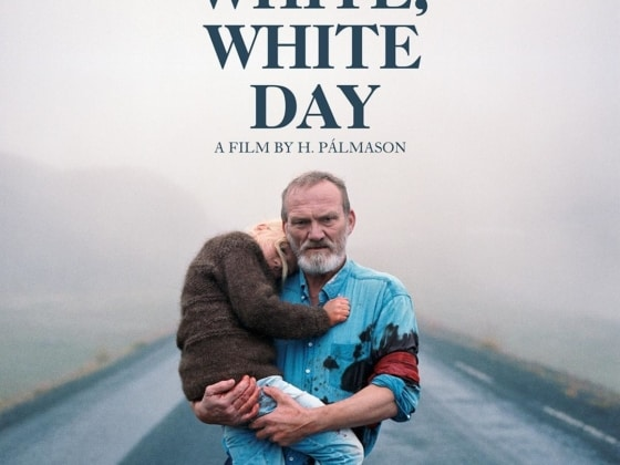 A White White Day poster Film Movement