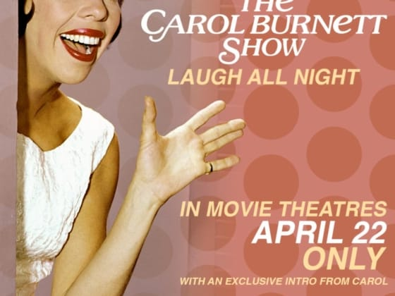 Carol Burnett Show Laugh All Night 2020 poster