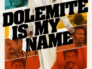 Dolemite is my Name Netflix poster