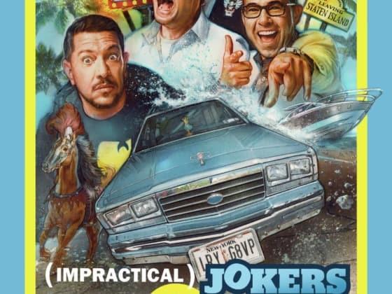Impractical Jokers Digital Release Friends