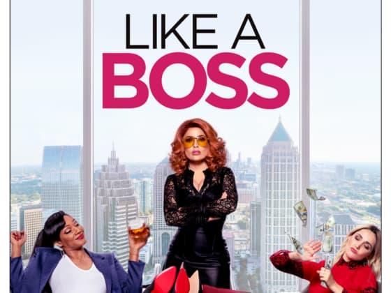 Like A Boss Blu-ray