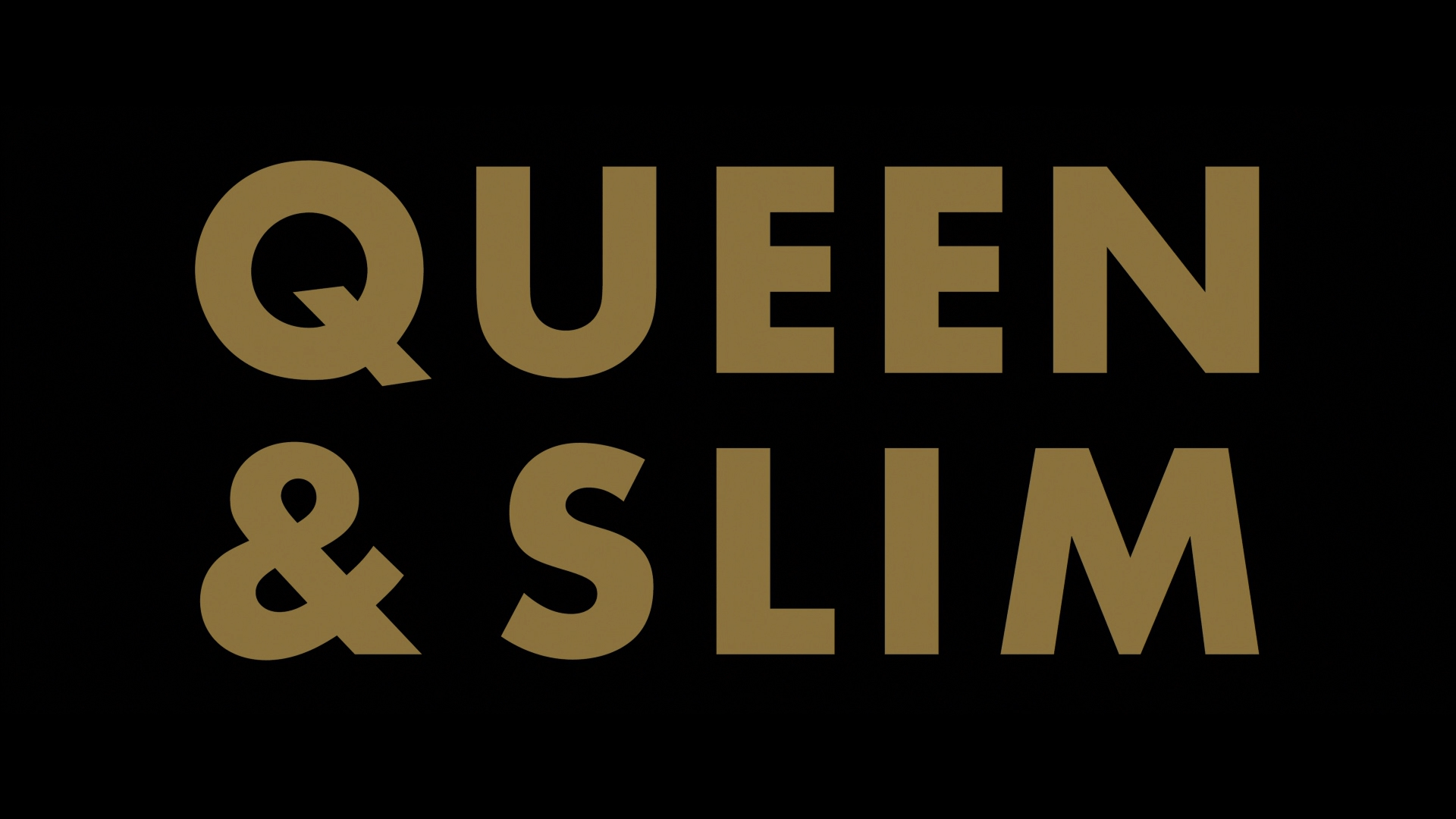 queen and slim title
