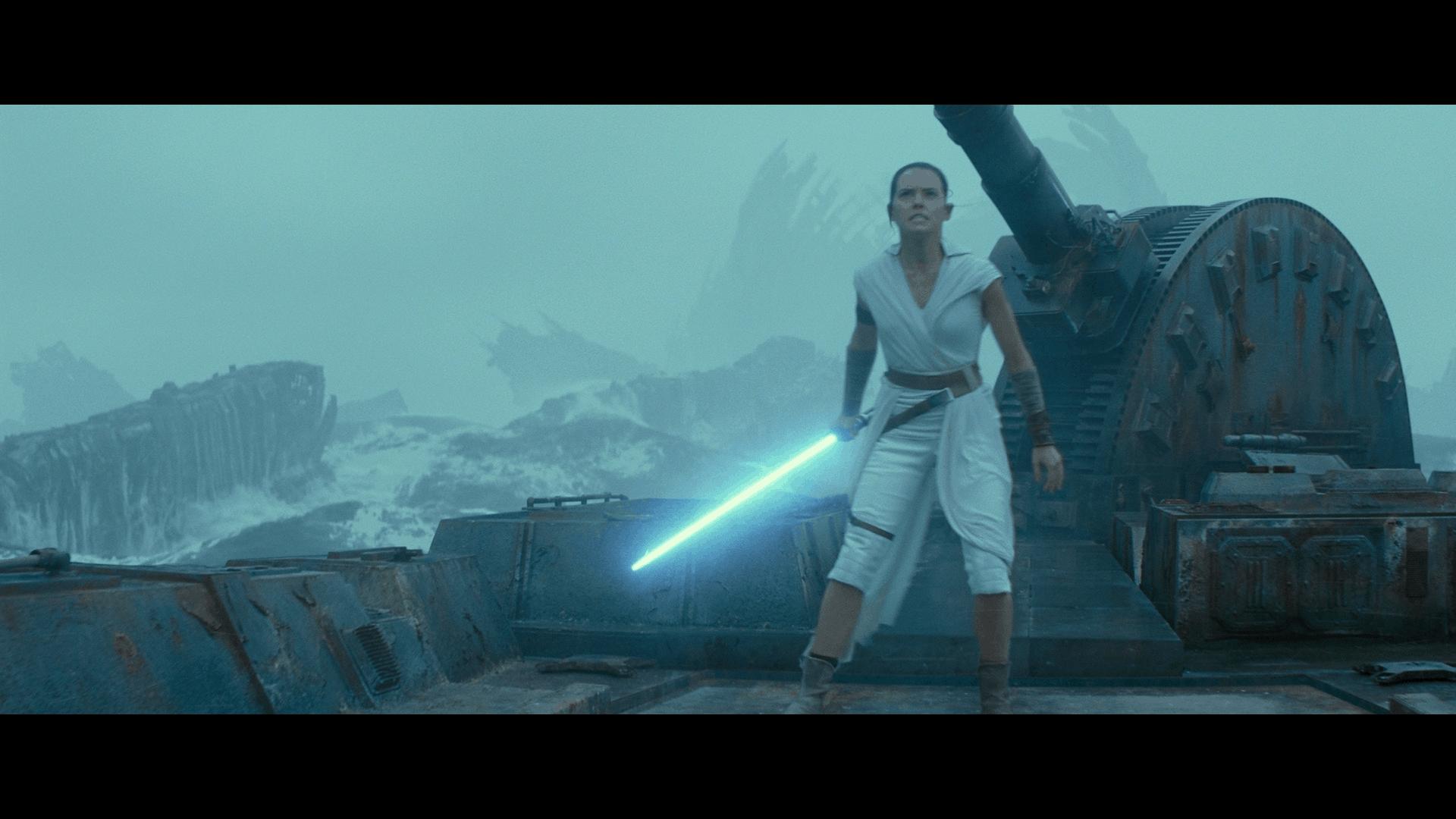 Rise of Skywalker Rey Death Star 2