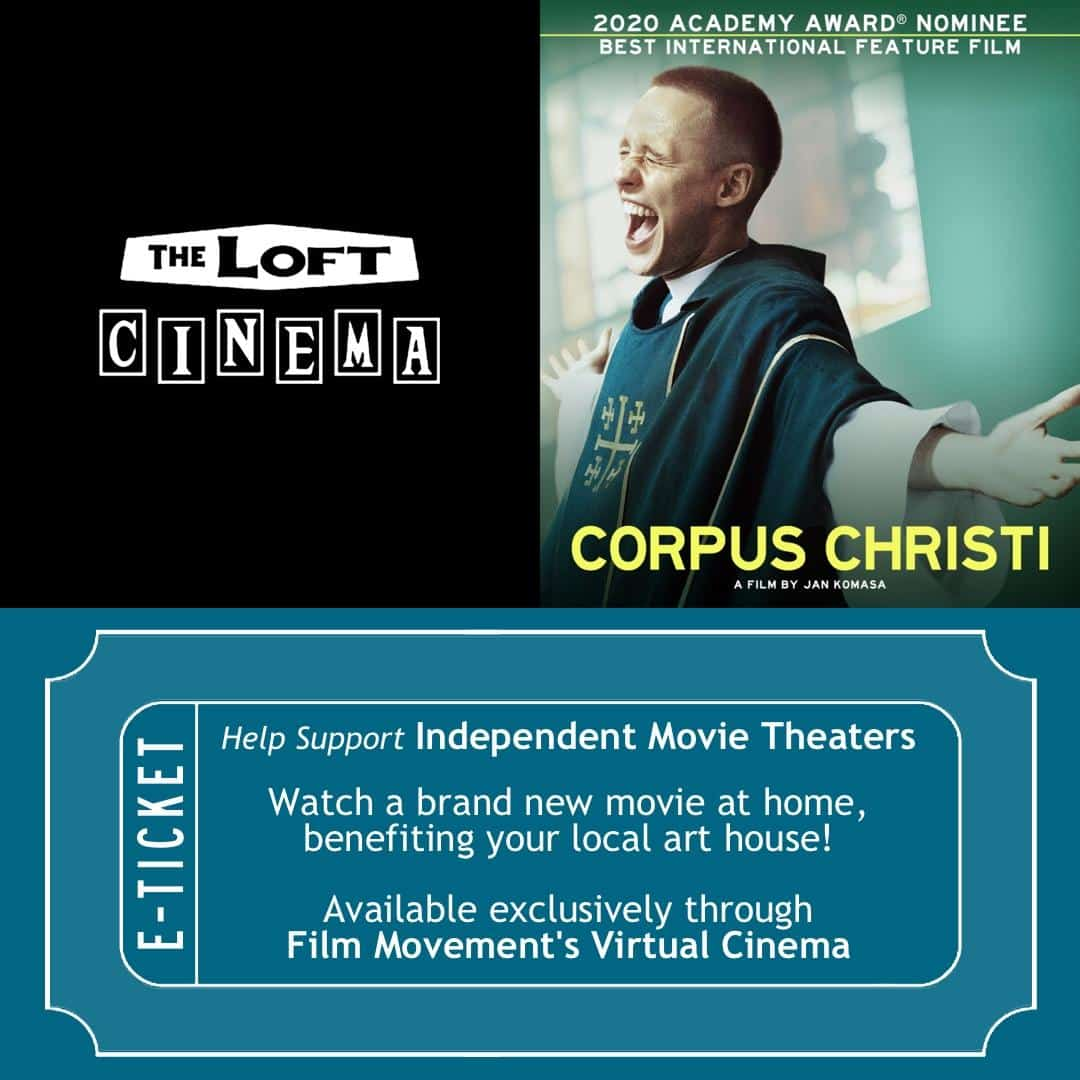 Film Movement, in Partnership with Local Movie Houses Across the Country, Launches a Virtual Cinema for First-Run Releases 2
