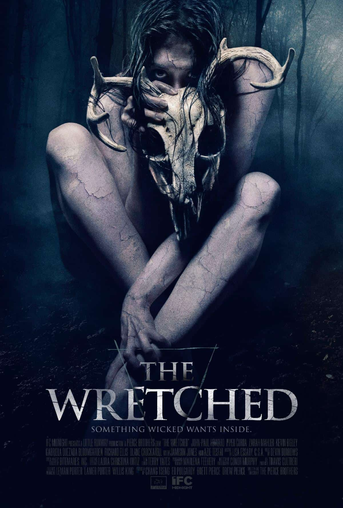 The Wretched friends poster