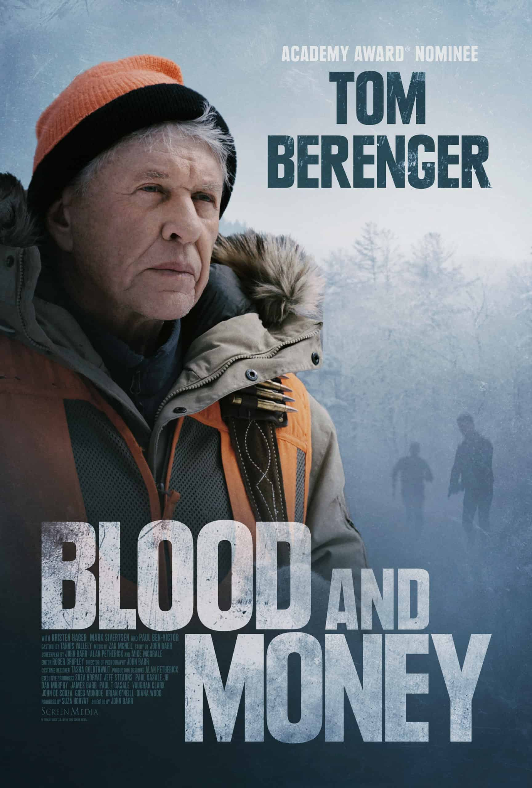 Blood and Money Tom Berenger poster