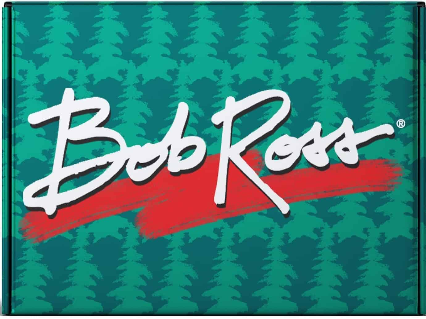 Bob Ross Lootcrate Happy Little Crate Loot Crate