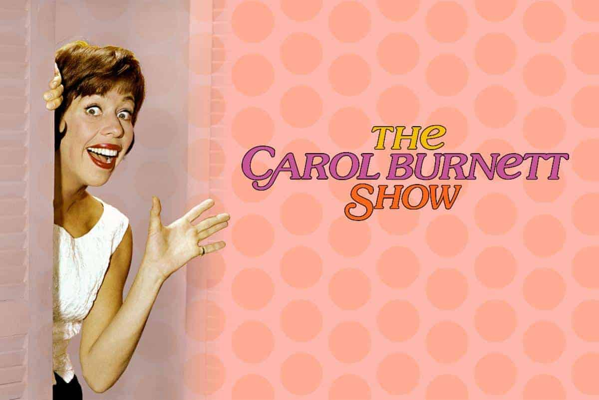 CAROL BURNETT SHOW SHOUT FACTORY TV