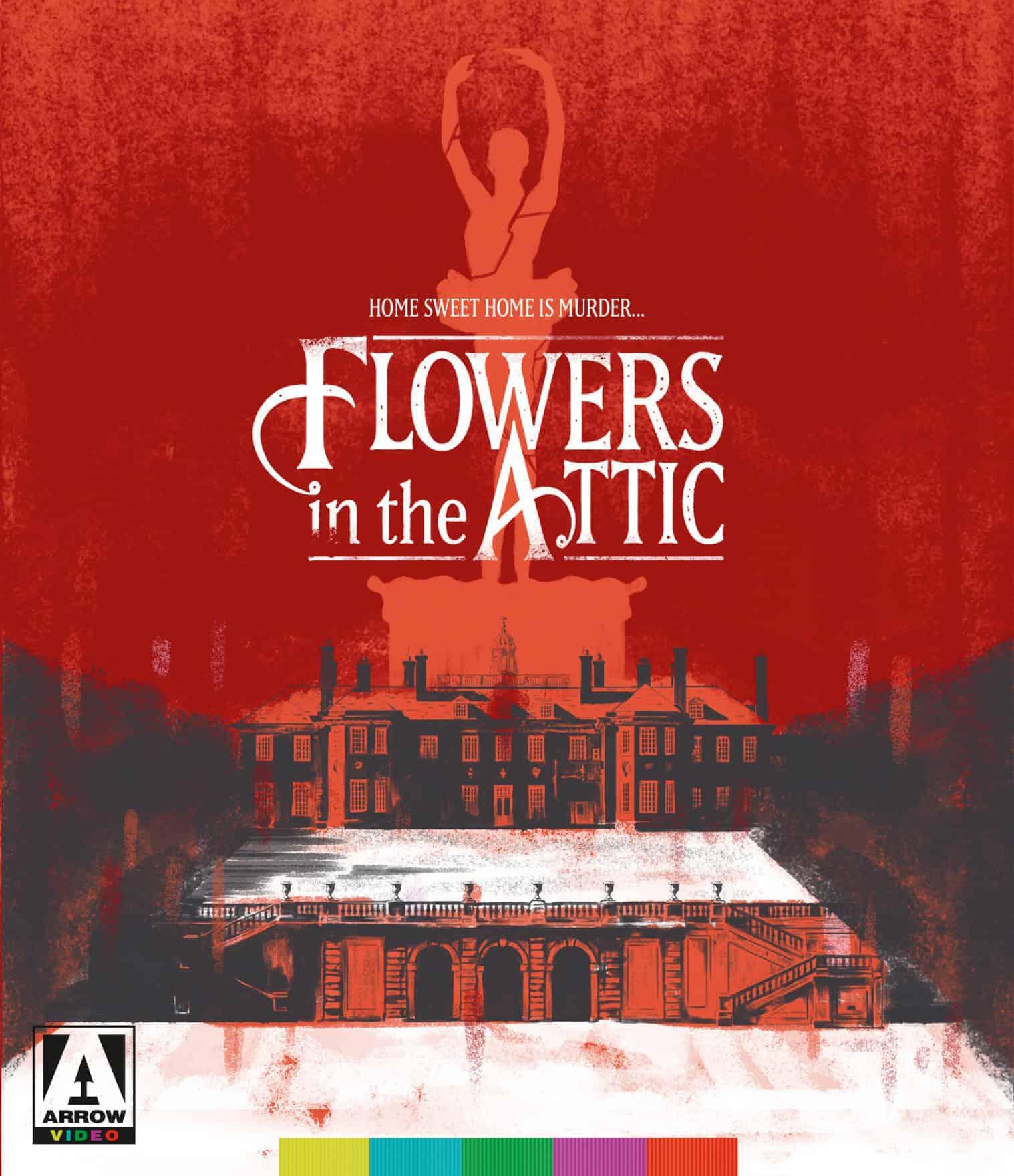 Flowers in the Attic Arrow Films Blu-ray