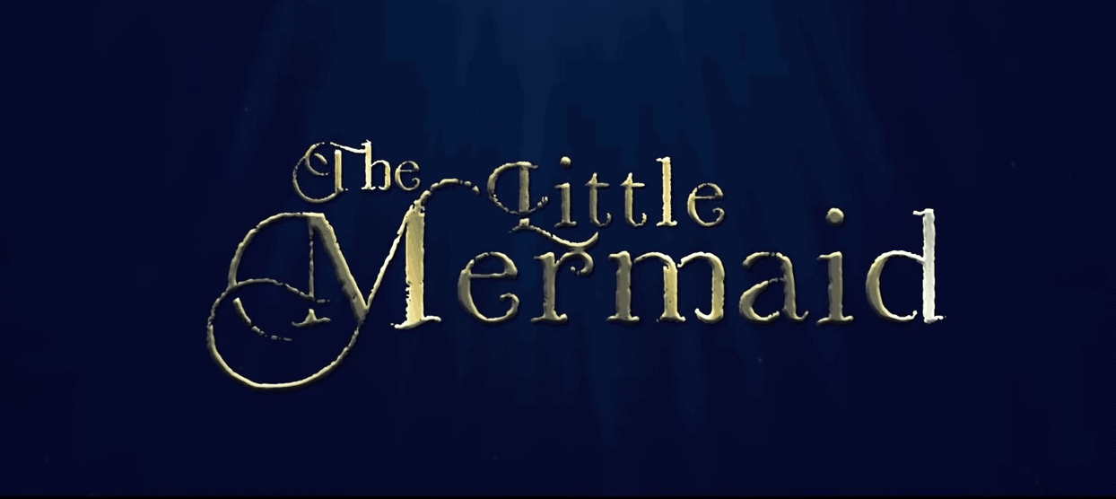 The Little Mermaid 2018 movie title