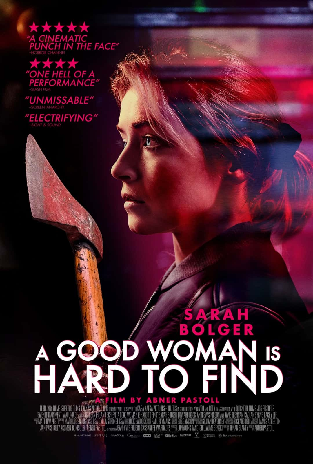 a good woman is hard to find May 2020 film reviews