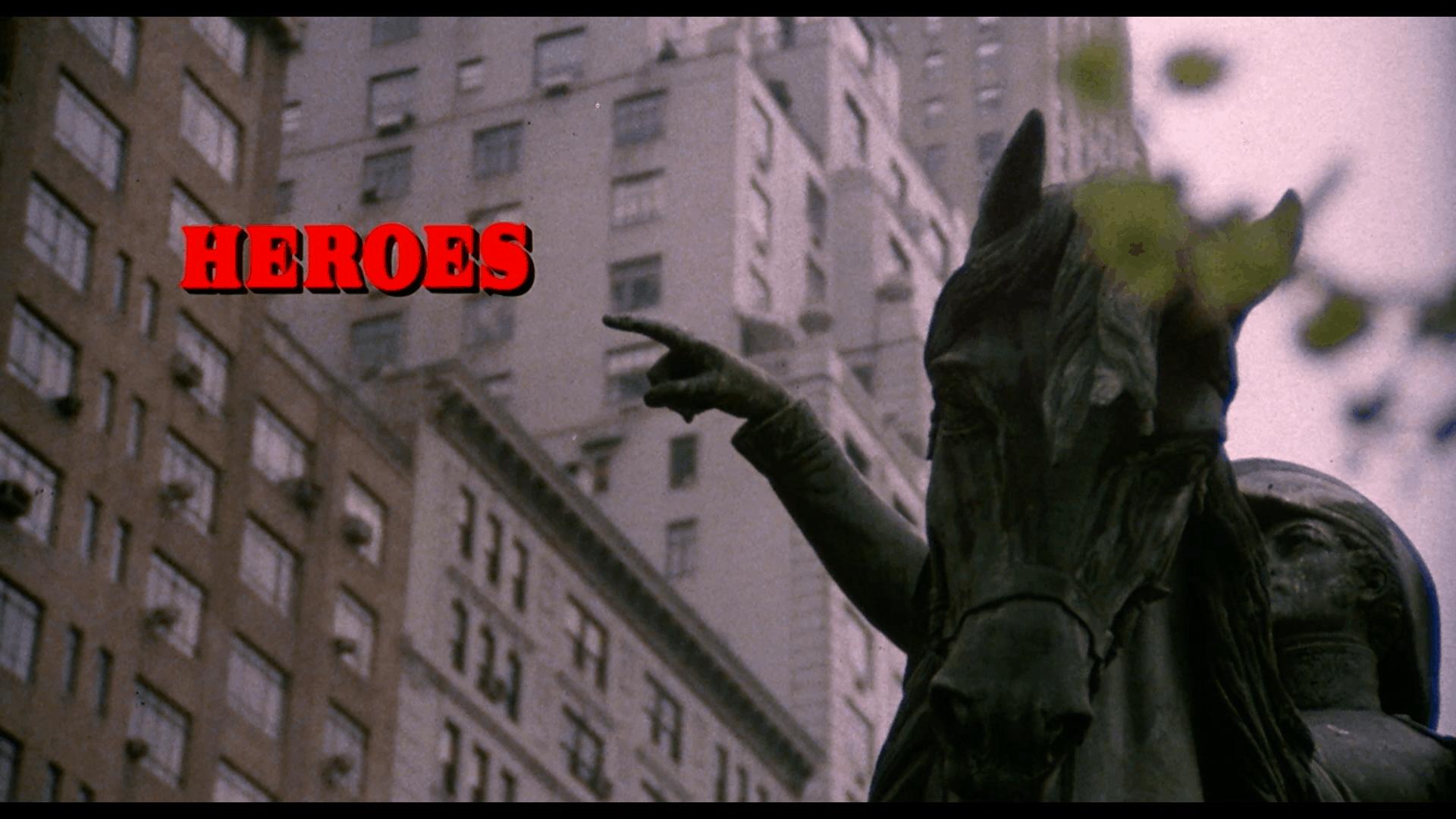 heroes mill creek blu-ray title