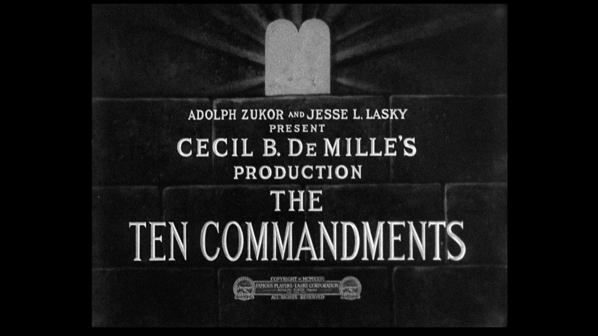 The Ten Commandments: Divine Virtue Signaling Rules [2020 Review] 8