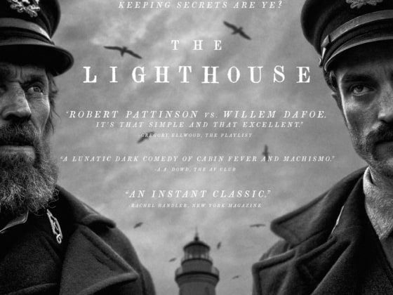 The Lighthouse Best of 2019 movie poster