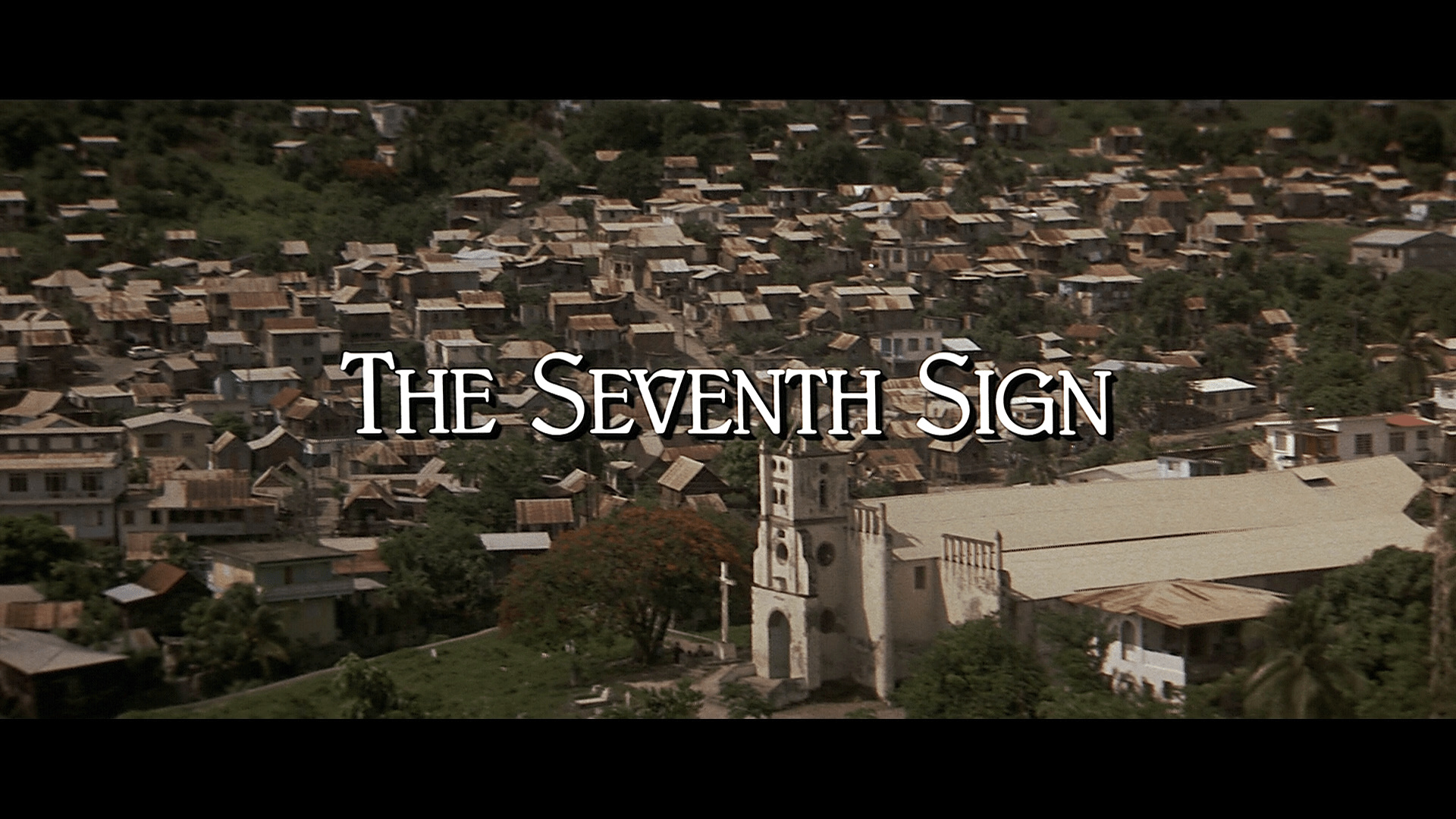 the seventh sign title