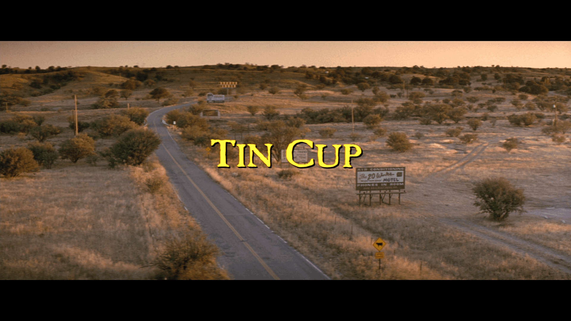 tin cup warner archive title