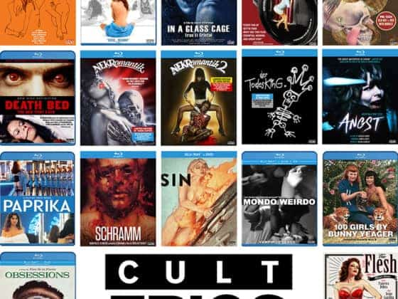 Cult Epics Blu-ray sale