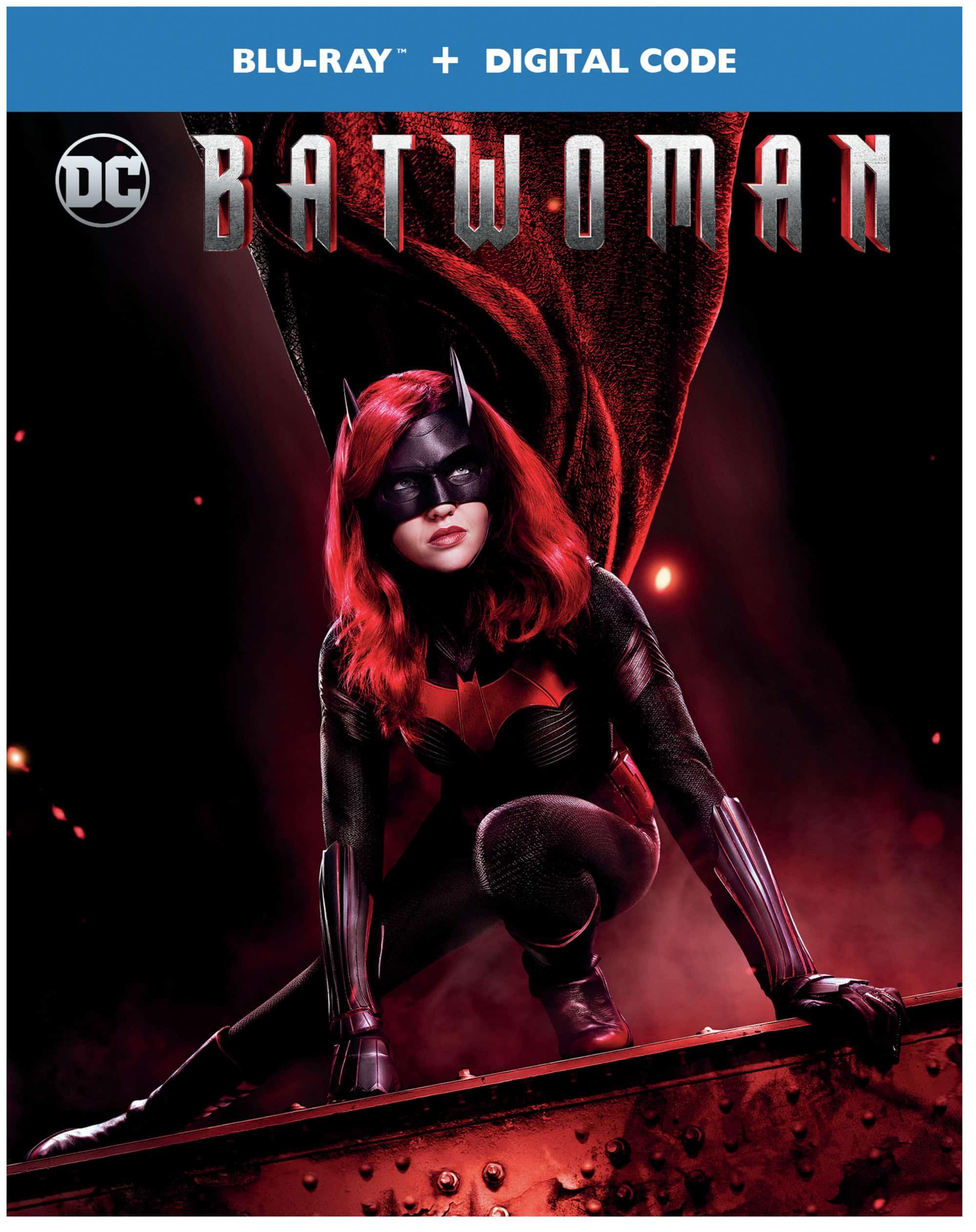 Batwoman Season 1 Blu-ray