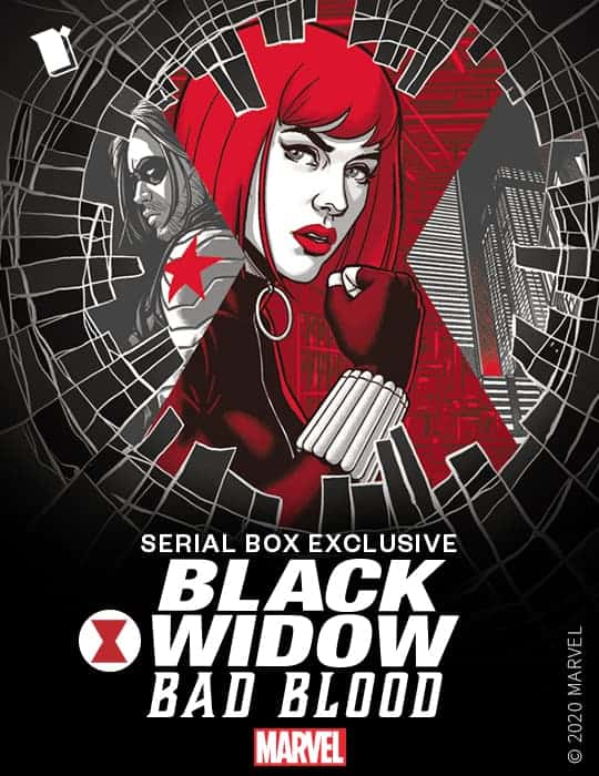 Black Widow Bad Blood Loot Crate