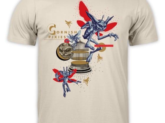 Cornish Pixie T-shirt Loot Crate Wizarding World