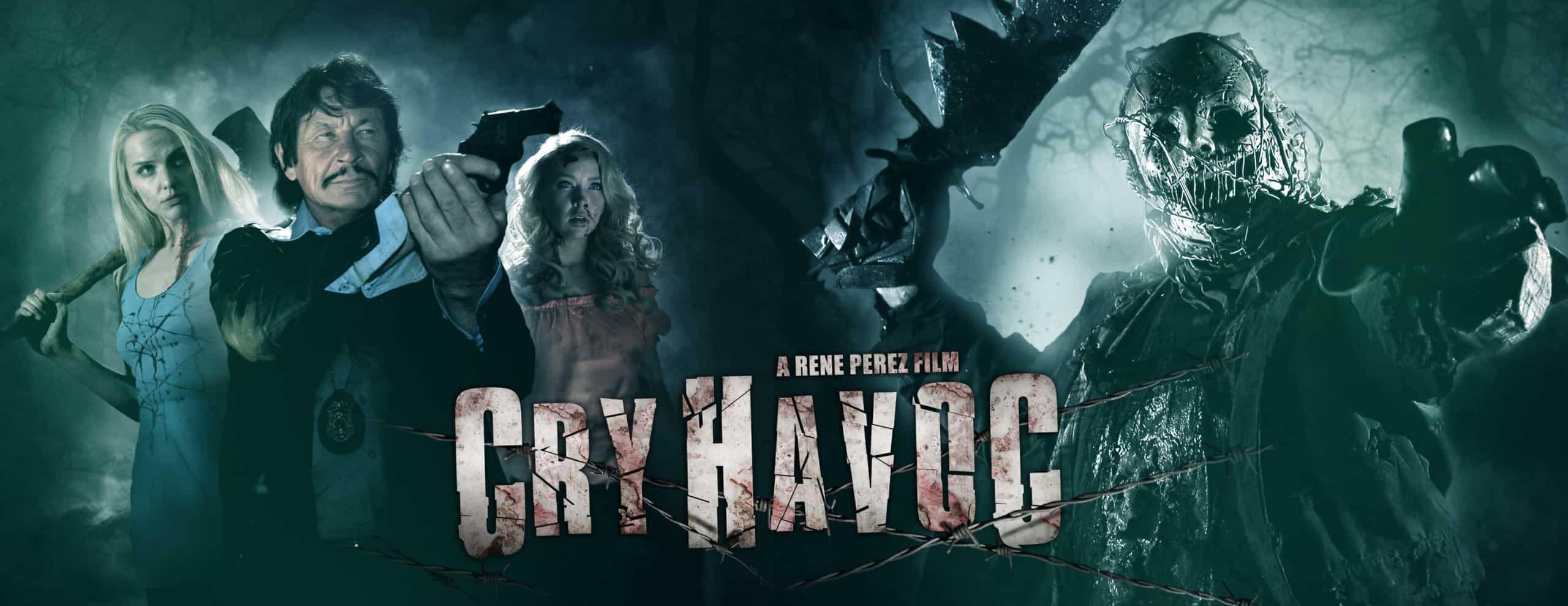 cry havoc banner