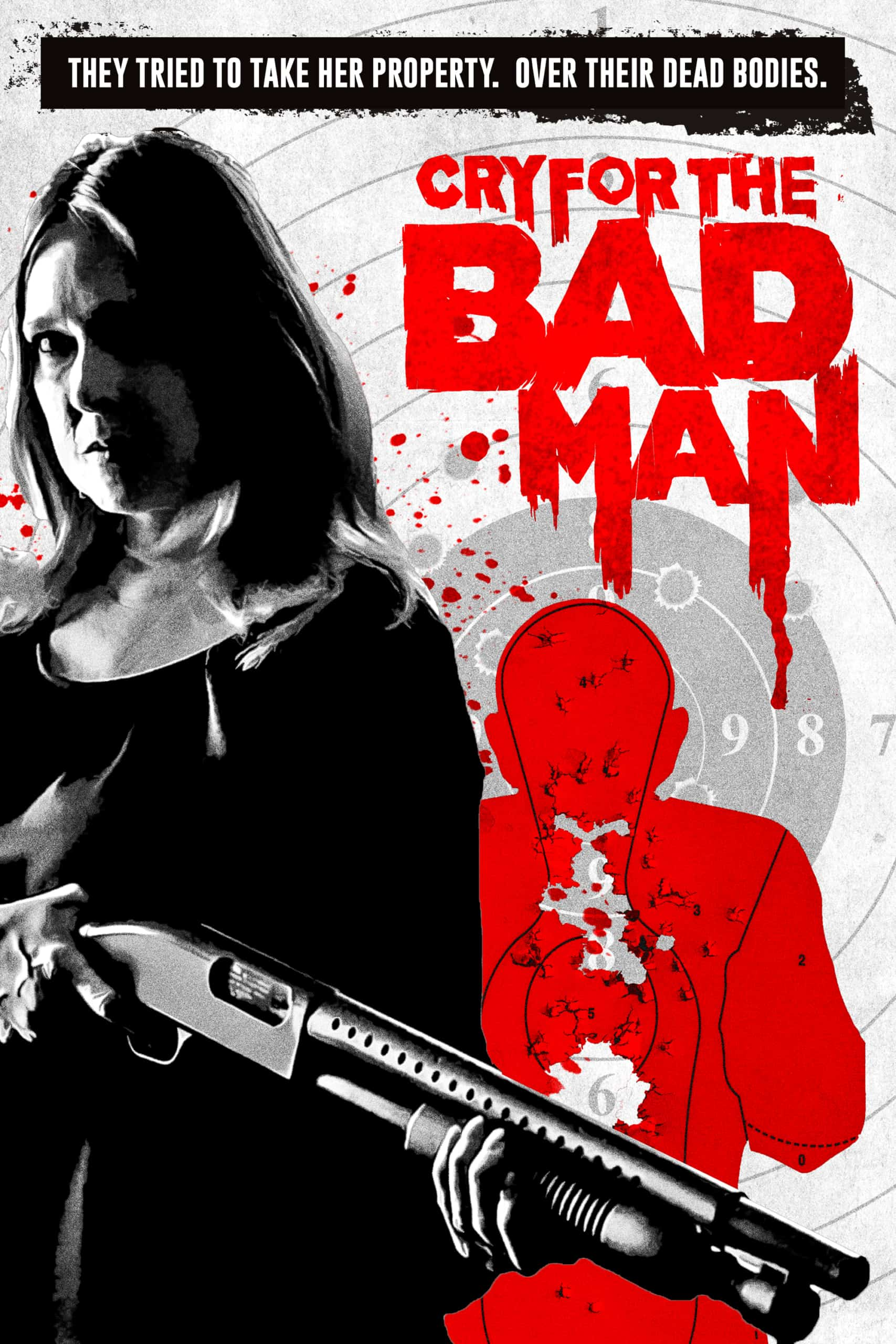 Cry for the Bad Man movie poster May 2020