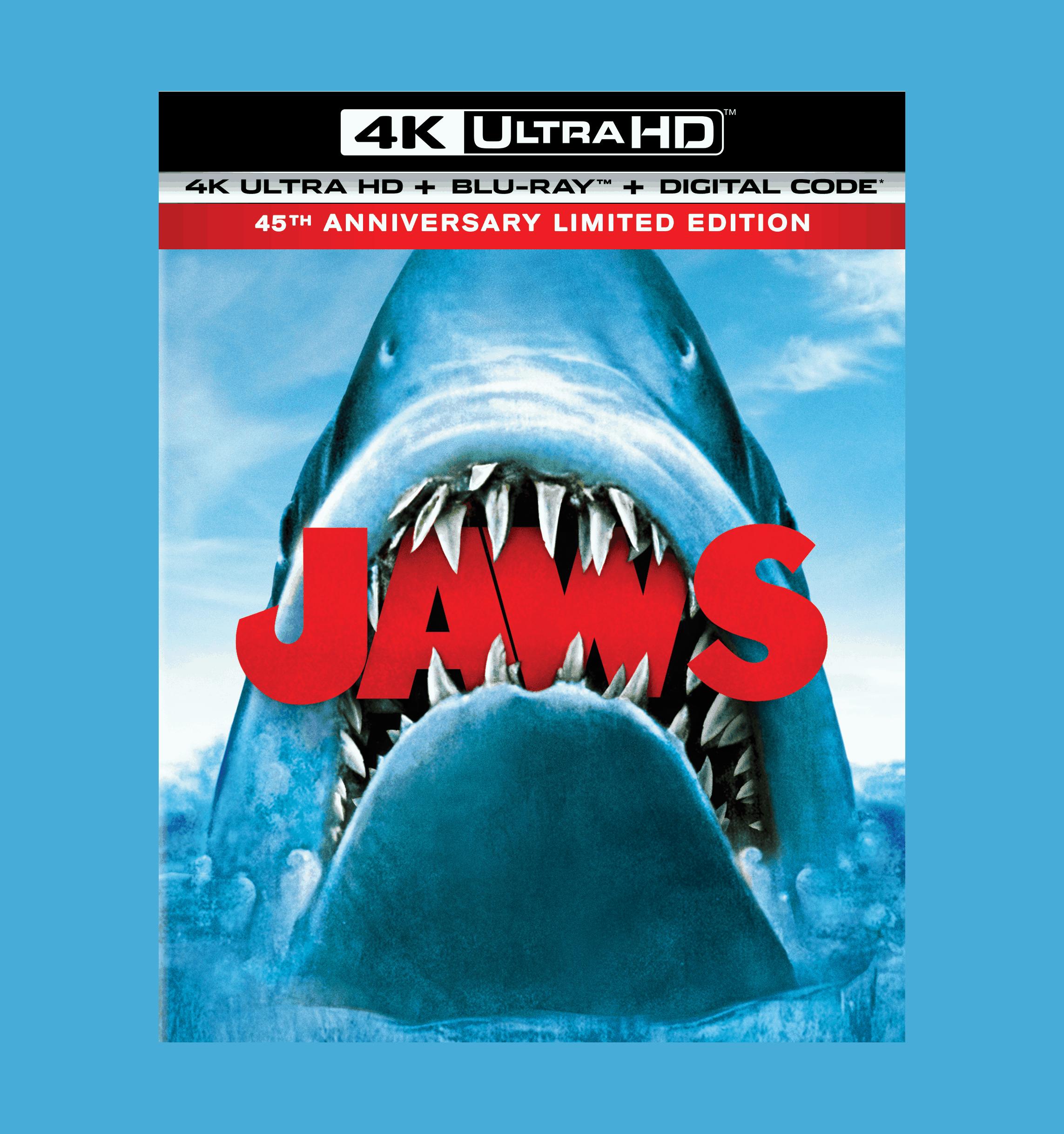 Jaws 4K box