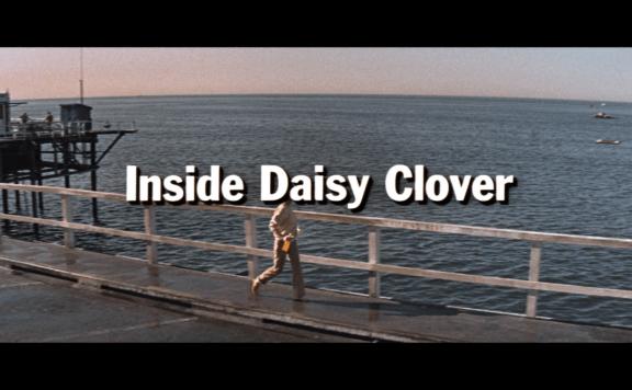 Inside Daisy Clover title