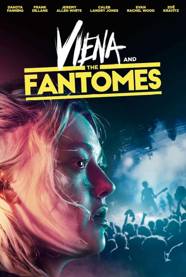 Viena and the Fantomes Poster Movie Trailers trailer