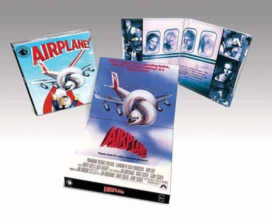 airplane paramount home entertainment