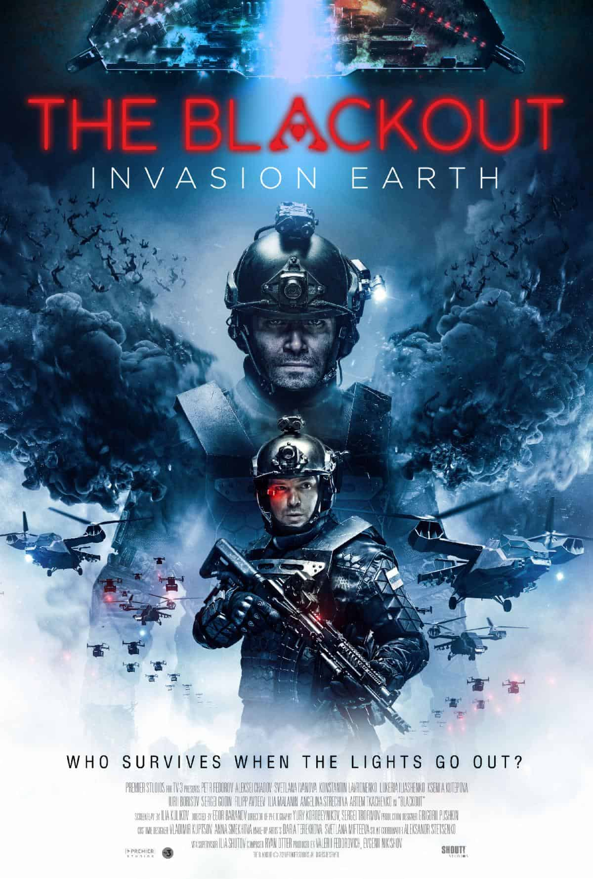 blackout invasion earth