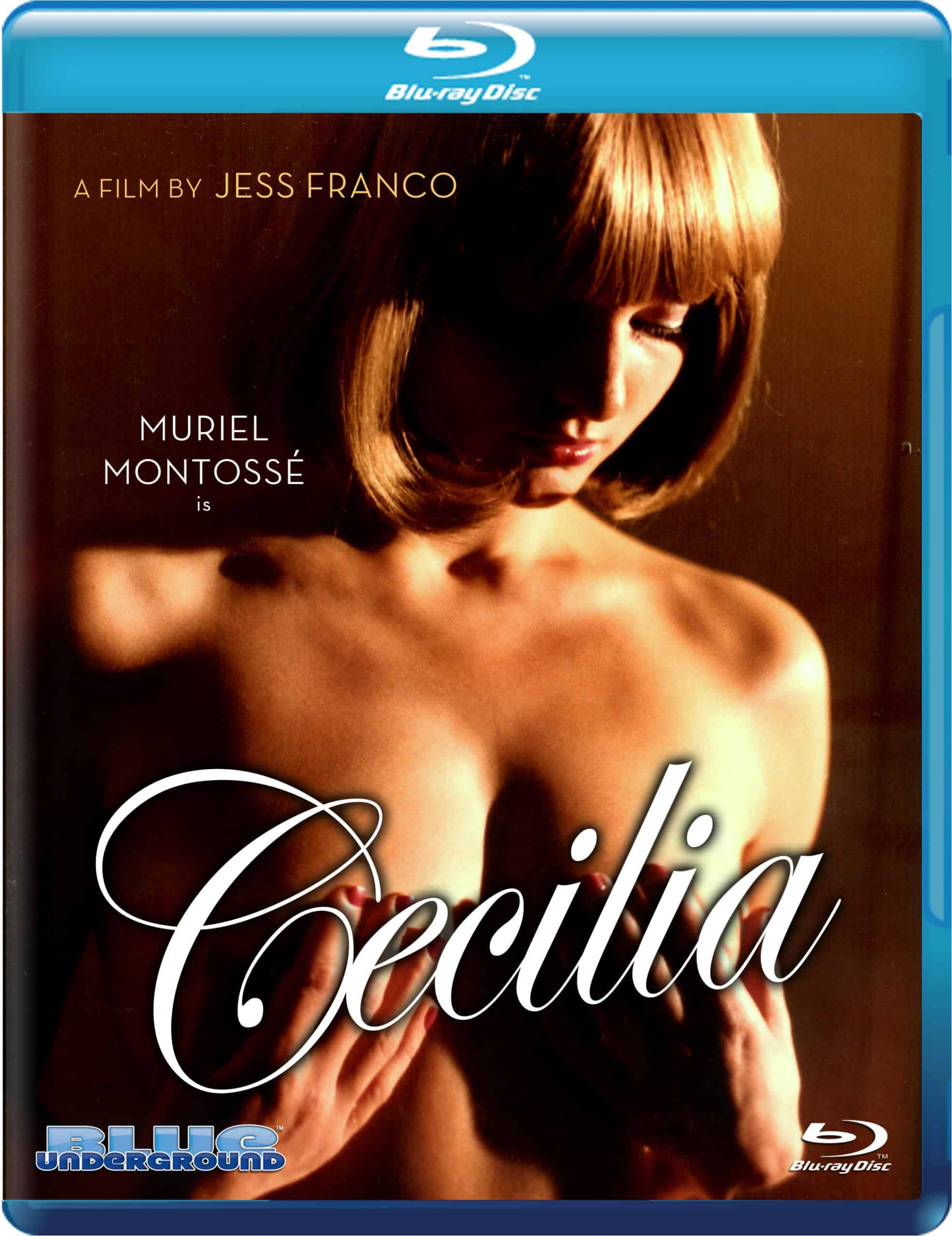Cecilia Blu-ray Home Entertainment Blue Underground
