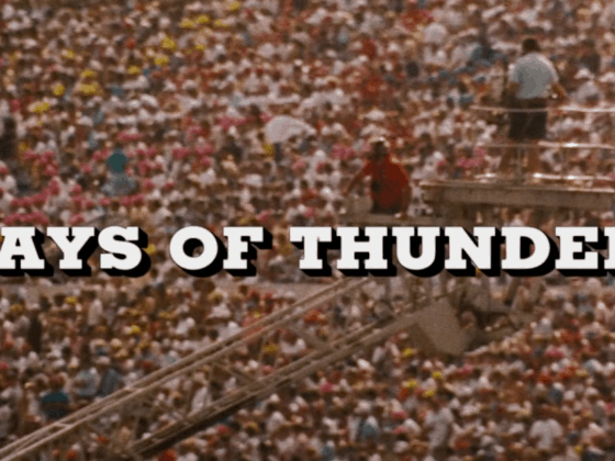Days of Thunder 4K Ultra HD logo