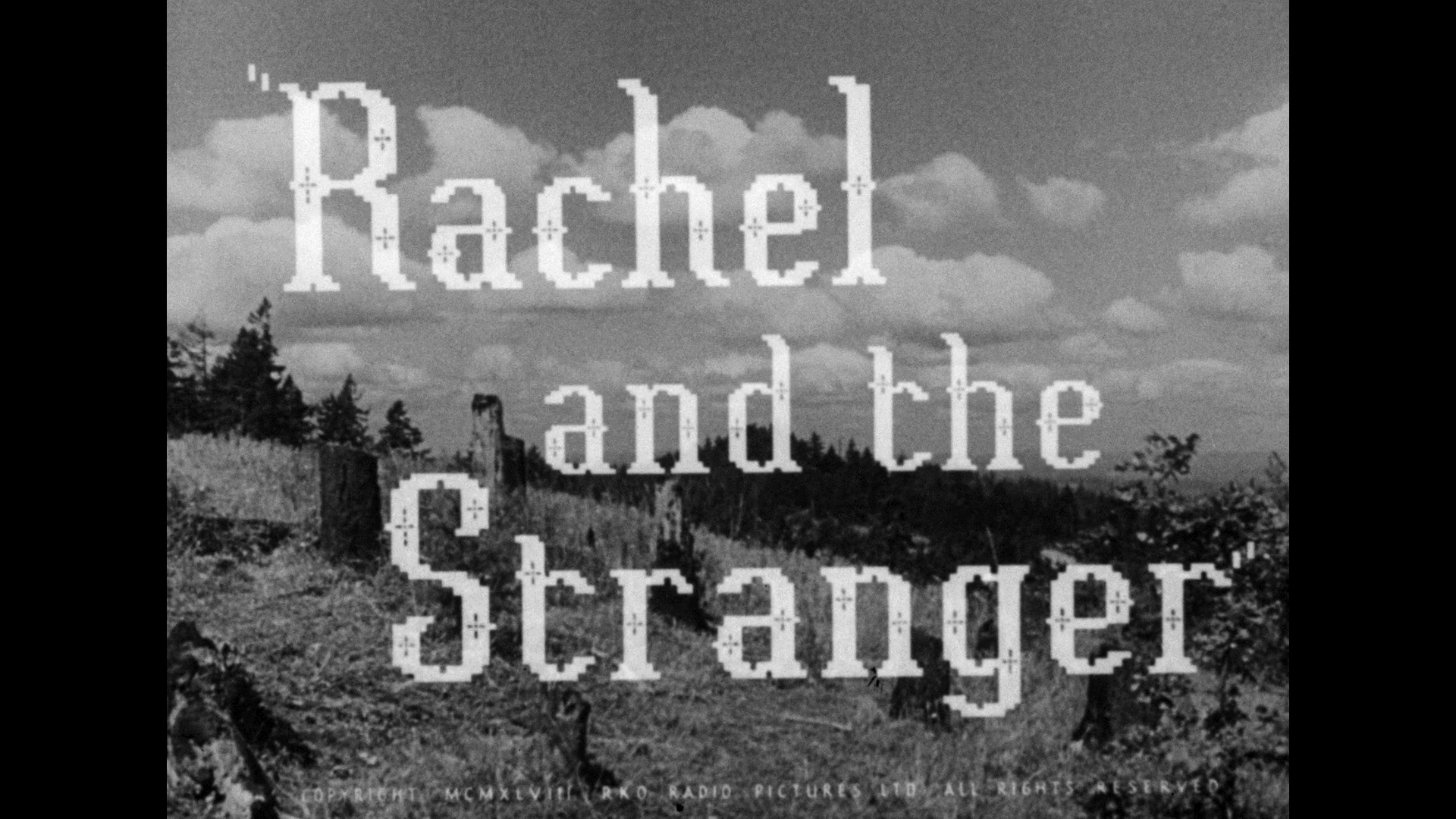 rachel and the stranger title warner archive