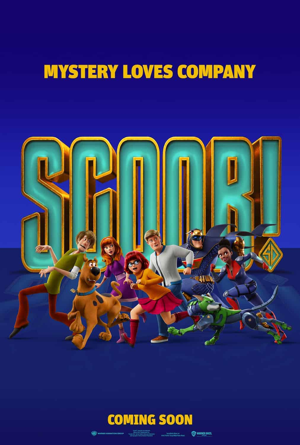 Scoob proves that every studio still wants a Cinematic Universe [Movie Review] 4