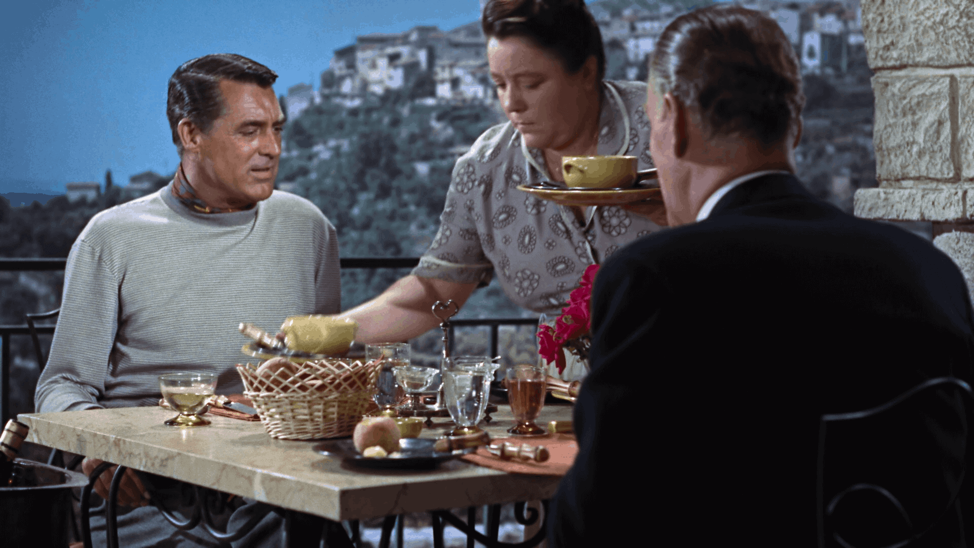 To Catch A Thief review: Cary Grant crashes into Grace Kelly 13