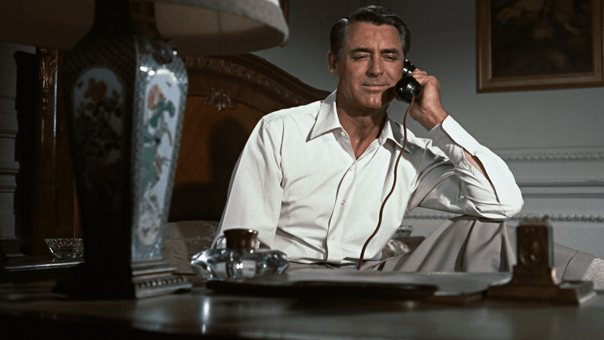 To Catch A Thief review: Cary Grant crashes into Grace Kelly 11