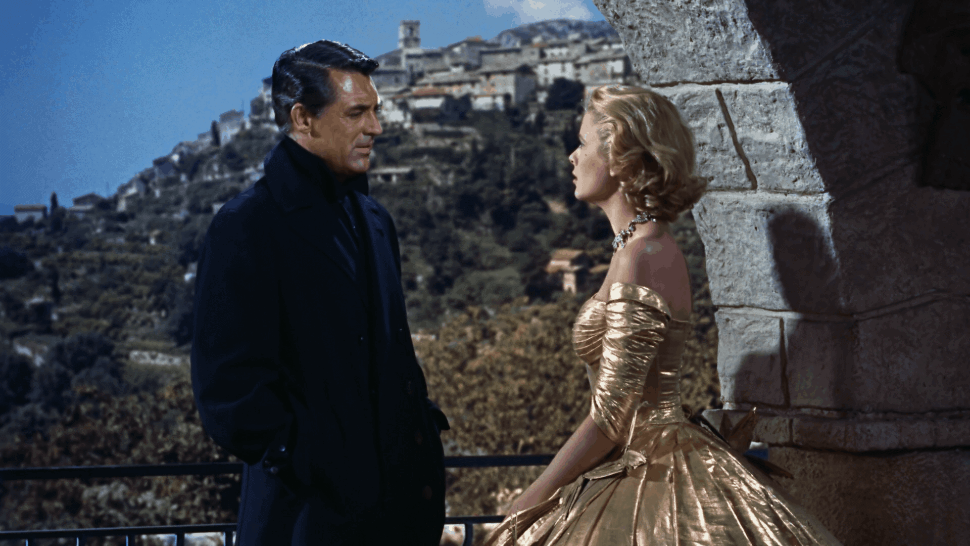 To Catch A Thief review: Cary Grant crashes into Grace Kelly 15