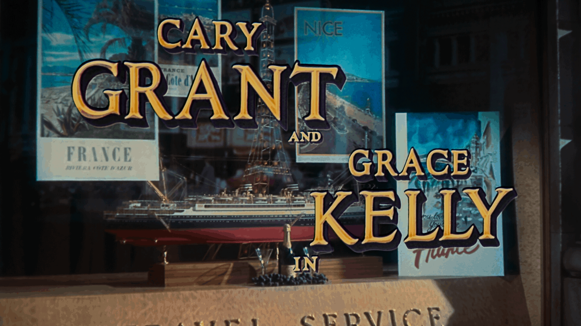 to catch a thief grant kelly titles
