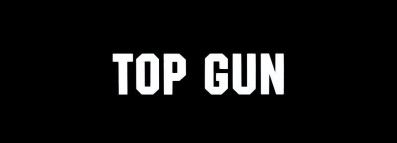top gun title